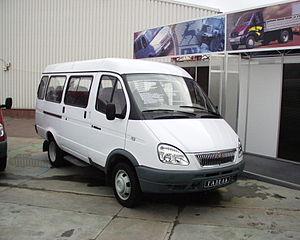 Газель ГАЗ-322132