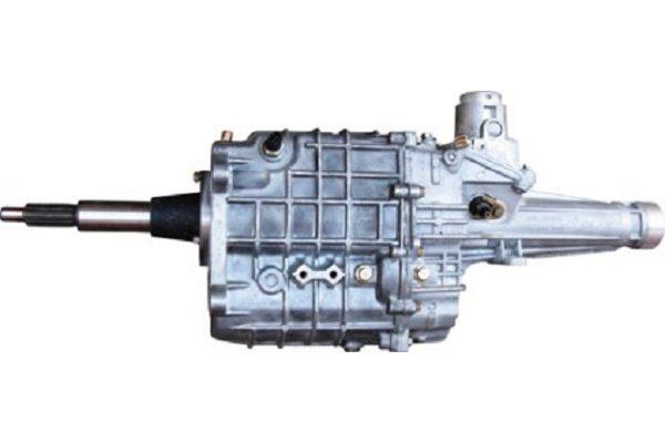 kpp gazel kamminz 600x400 - Коробка передач (КПП) ГАЗ 3302 Газель с двигателем Cummins