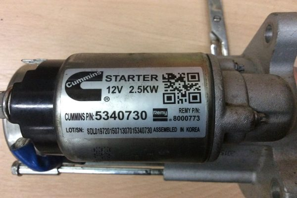 starter kamminz 600x400 - Стартер Cummins isf 2.8 для Газель NEXT